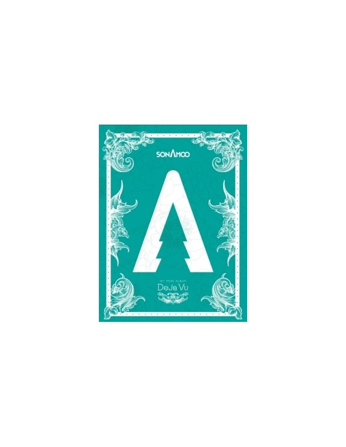 Sonamoo 1st Mini Album - DEJA VU (Normal) CD + Poster