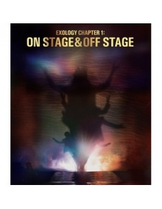 [ Photobook  ]EXO - EXOLOGY CHAPTER 1: ON STAGE & OFF STAGE