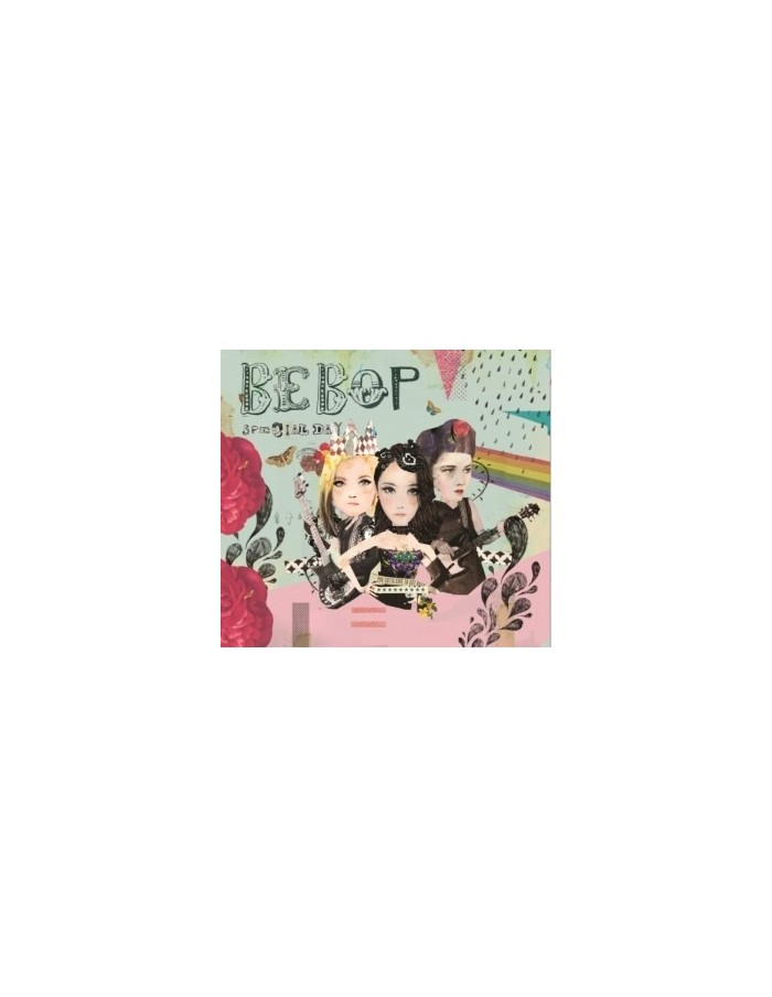 BeBop 2nd Mini Album - Special Day CD + Poster