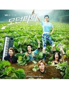 SBS Drama Modern Farmer O.S.T ost CD