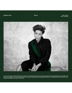 SHINEE JONGHYUN 1st Mini Album - BASE CD + Poster