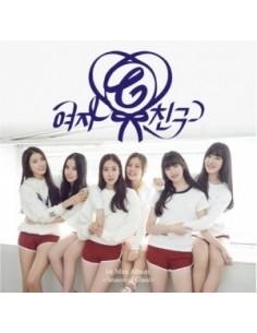 여자친구 (Girl Friend) 1st Mini Album - Season of Glass CD