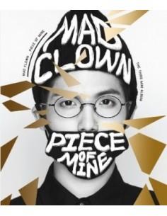 Mad Clown 3rd Mini Album - Piece of mine CD