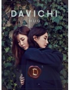 Davichi - DAVICHI HUG CD + Poster
