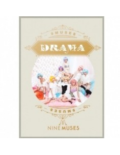 9 Muses Album - DRAMA CD + Poster