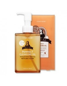[ETUDE HOUSE] Real Art Cleansing Oil Perfect 185ml