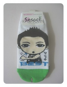 BEAST Sessock One Pair of Socks - Hyunseung