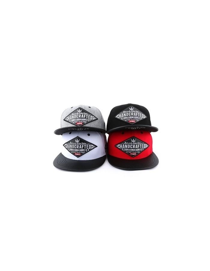 [CAP395] A/W Rhombus Snapback