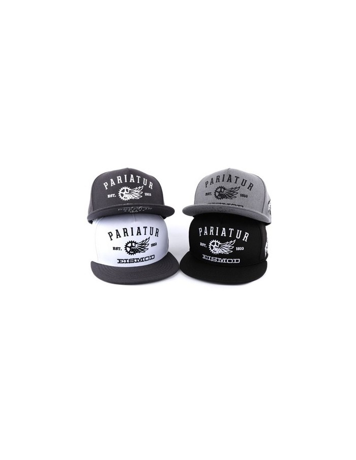 [CAP397] A/W Toothed Wings Snapback