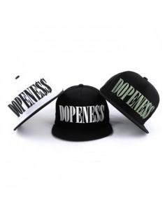 [CAP407] Rubber Dopeness Snapback