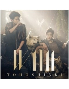 TVXQ TOHOSHINKI - WITH CD + DVD A Version