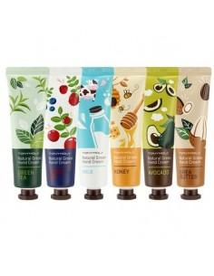 [TONYMOLY] Natural Green Hand Cream 30ml ( 6Kinds )