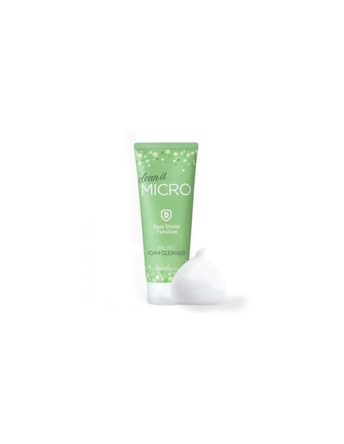 [BANILA CO] Clean it Micro Foam Cleanser 200ml
