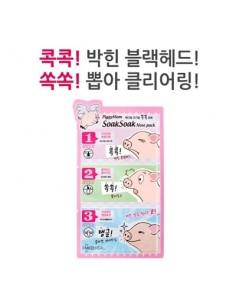 [ MEDI HEAL ] PiggyMom SoakSoak Nose Pack
