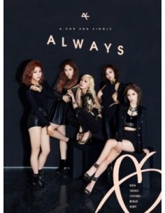 A.kor 2nd Single Album - Always CD