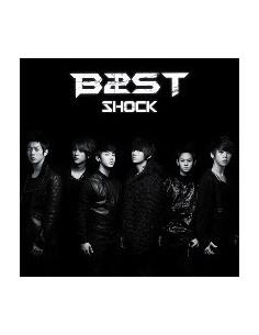 BEAST B2ST SHOCK Limited CD+DVD Japan Video A version