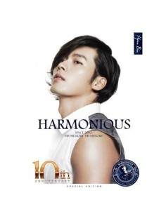 Hyun Bin - 10th Anniversary Book ( 4 Dics )