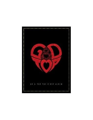 Bigbang GD & TOP High High CD  ( New Cover )