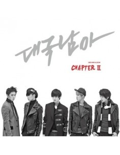 The BOSS(대국남아) - 2ND MIN ALBUM CHAPTER Ⅱ CD + Poster