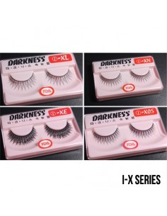 [ DARKNESS ] Fake Eyelash False Eyelash - I-X Series