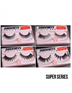 [ DARKNESS ] Fake Eyelash False Eyelash - Super Series