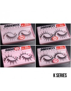 [ DARKNESS ] Fake Eyelash False Eyelash - K.Series