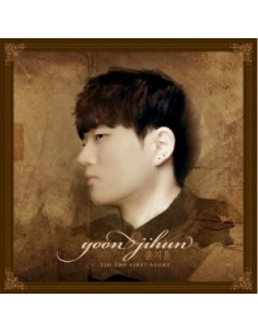 yoon jihoon - YJH. THE FIRST STORY CD