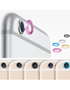 Iphone6 Iphone6+ Camera Lens Safe Ring
