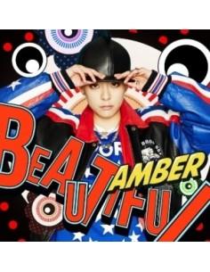 f(x) Amber First Mini Album - Beautiful CD + Poster