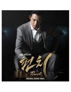 SBS DRAMA PUNCH O.S.T CD