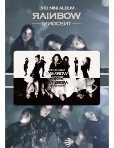 Rainbow 3rd Mini Album - INNOCENT Card Album
