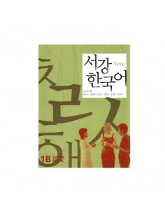 New SOGANG Korean 1B Workbook + 1CD