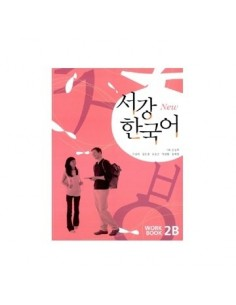 New SOGANG Korean 2B Workbook + 1CD