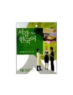 New SOGANG Korean 1B Student's Book + 1CD