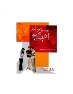 New SOGANG Korean 2A Student's Book + 1CD