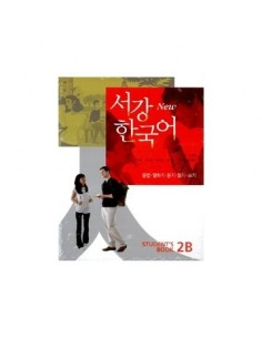 New SOGANG Korean 2B Student's Book + 1CD