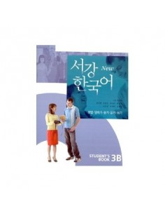 New SOGANG Korean 3B Student's Book + 1CD