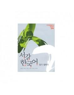 New SOGANG Korean 5A Student's Book + 1CD