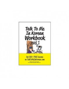 Talk To Me In Korean Work Book Level 1
