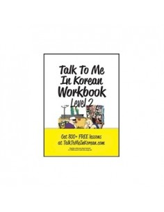 Talk To Me In Korean Work Book Level 2