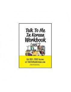 Talk To Me In Korean Work Book Level 2