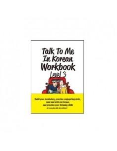 Talk To Me In Korean Work Book Level 3