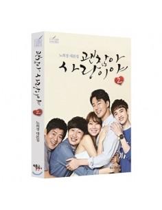 "SBS DRAMA : ""It's Okay, That's Love Script"" Korean Script Book - Vol.2"