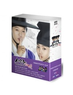 KBS DRAMA :  Sungkyunkwan Scandal DVD DIRECTOR'S CUT (12Disc + Out Case )