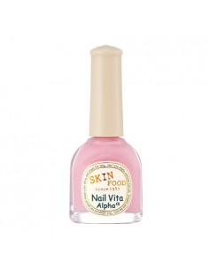 [Skin Food] Nail Vita Alpha 10ml - MACARON (6Colors)