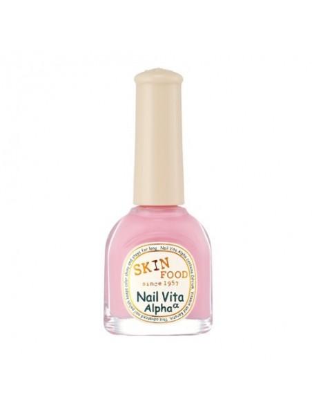 [Skin Food] Nail Vita Alpha 10ml - MACARON (6Colors)