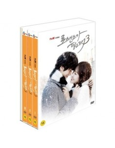 tvN DRAMA :  I NEED ROMANCE - SEASON 3 (6Disc + Out Box + Photobook)