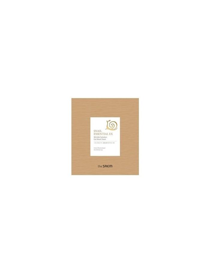 [the SAEM] Snail Essential EX Wrinkle Solution Gel Mask Sheet 28g
