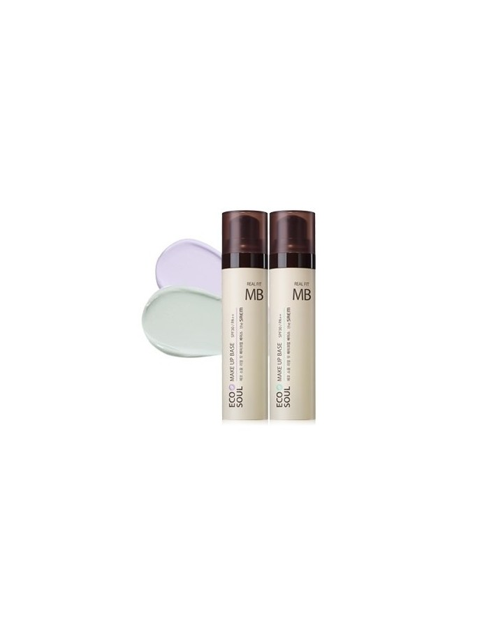 [the SAEM] Eco Soul Real Fit Make Up Base 40ml