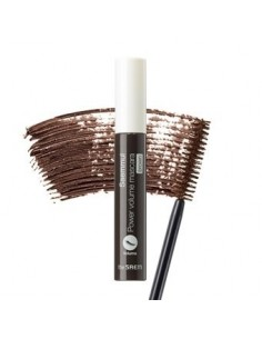 [the SAEM] Saemmul Power Volume Mascara - Brown 9ml